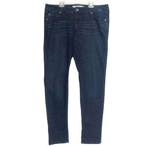 Torrid   Vintage Stretch Dark Wash Boyfriend Jeans